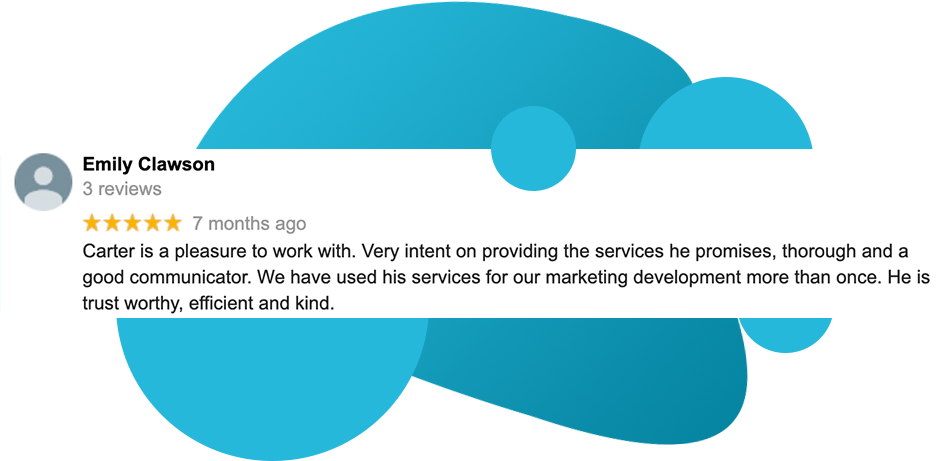website management and ppc testimonial