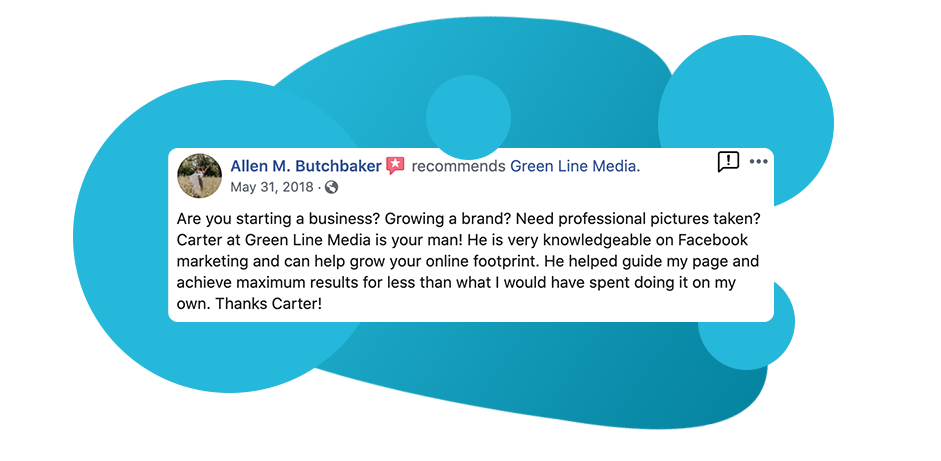 digital marketing testimonial